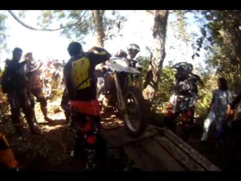 Tirolesa em Perolandia/GO - 2012