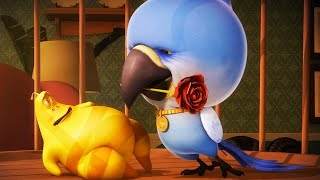 Video LARVA | CITA ROMÁNTICA | Dibujos animados para niños | Larva 2018 | WildBrain MP3, 3GP, MP4, WEBM, AVI, FLV Juni 2019