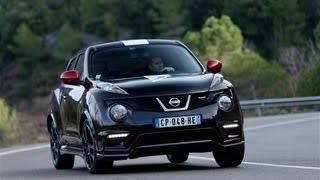2013 Nissan Juke Nismo 0-60 MPH AWD Vs FWD Test&Review