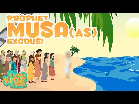 Prophet Stories In English   Prophet Musa (AS)   Part 4   Stories Of The Prophets   Quran Stories