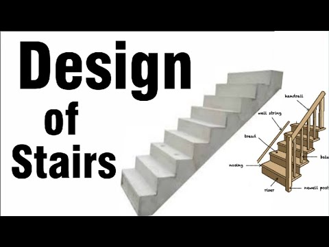 Design of Stair.