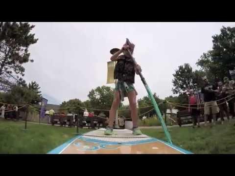 Standup Paddleboarding Simulator