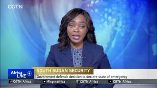 South Sudan's government has defended that decision. Officials say it's made several attempts to quell the troubles -- including...