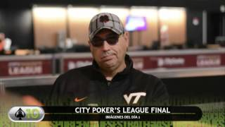 City Poker's League Final
