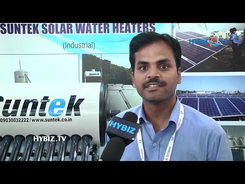 , Viswanath - Suntek Energy Systems - RenewX 2018