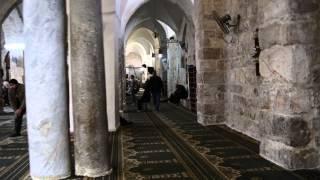 تسابيح المساجد في مدينة نابلس