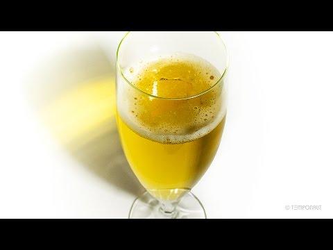 Co się stanie, jeśli zostawisz piwo w szklance na 60 dni?