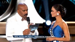 Video Pia Wurtzbach on US presence, being Miss Universe MP3, 3GP, MP4, WEBM, AVI, FLV Agustus 2018