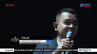 Video Tulus - Mantan Terindah medley Janji Suci live on Konser Inspirasi Cinta Yovie & His Friends MP3, 3GP, MP4, WEBM, AVI, FLV Mei 2019