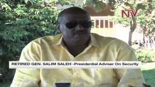 Gen. Saleh asks Sejusa to prove claims