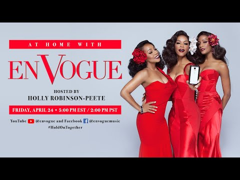 At Home With En Vogue