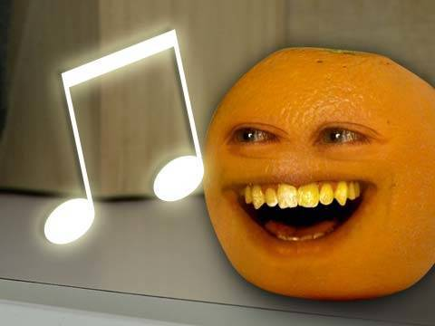 gets - Annoying Orange annoys a different kind of Apple. FREE version of my video game Kitchen Carnage is out!!! iTunes: http://bit.ly/AOKitchenCarnageLite Android:...
