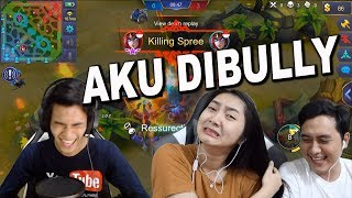 Video BATTLE YOUTUBERS - GUE DIBULLY PEDJUANG GAMERS - MOBILE LEGENDS INDONESIA MP3, 3GP, MP4, WEBM, AVI, FLV Juli 2018
