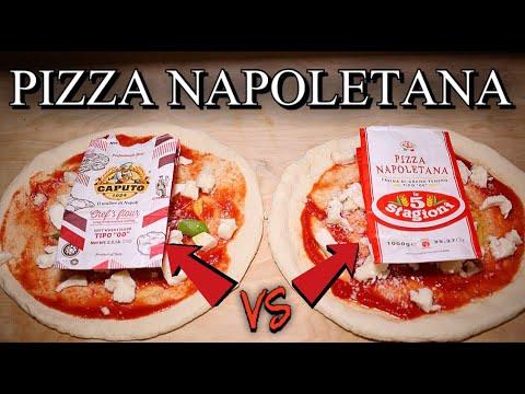 CAPUTO vs 5 STAGIONI The 2 Most Common Pizza Flour in The World!