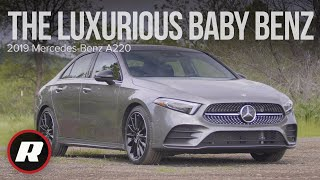 2019 Mercedes-Benz A220 4-Matic REVIEW: Worth every penny by Roadshow