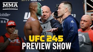 UFC 245 Preview Show - MMA Fighting by MMA Fighting