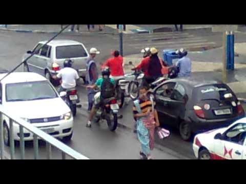 ACIDENTE COM MOTO EM EUNAPOLIS-BAHIA