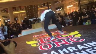 Bboy hell vs bboy trix bahrain redbull bc one