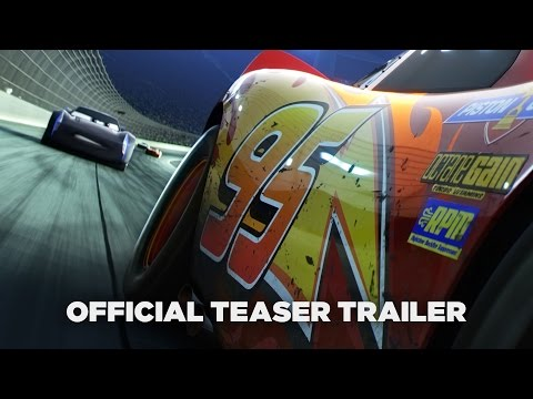 Pixar s Cars 3 Official Teaser Trailer