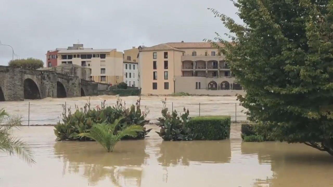 Γαλλία: 13 οι νεκροί από τις πλημμύρες