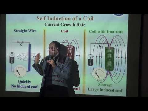 Tamer El Kady - Physics Academy - Chapter Three (Electromagnetic Induction)
