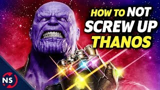SUBSCRIBE and hit that bell! 👉🔔 http://nerdsyn.cc/_SUBSCRIBE_Marvel unveiled some new info and movie teaser footage from Avengers: Infinity War at D23 (that is already leaked), and it gives us comic book nerds a better understanding of how Marvel will use Thanos and the Infinity Gauntlet in the big Phase 3 MCU film. In this video, we'll breakdown the news and talk about some ways Marvel Studios could use Thanos and his children, the Black Order, to make Infinity War the best MCU movie yet!Please consider supporting our videos on Patreon❤️ https://www.patreon.com/NerdSync ❤️———MORE MARVEL VIDEOS———Marvel Theory: How the MCU Could Fail...▶ https://www.youtube.com/watch?v=O6BM4HcRlk4&index=2&list=PLPEShH2LWsQBLTryCUUn0Xtsah7lQypnNWhere Was SABRETOOTH During LOGAN?▶ https://www.youtube.com/watch?v=hMDYjSpBnfo&index=8&list=PLPEShH2LWsQBLTryCUUn0Xtsah7lQypnNCOMIC THEORY: Stan Lee is Secretly Playing THIS Character in Marvel Cameos!?▶ https://www.youtube.com/watch?v=bRTvgFMjImA&index=14&list=PLPEShH2LWsQBLTryCUUn0Xtsah7lQypnN————ABOUT NERDSYNC————Comic books are an incredible medium filled with the amazing adventures of fantastic superheroes, but they are also much more than just stories on a page. We here at NerdSync see comics as a tool that can help teach us about the world we live in! Join us each week as we explore fascinating topics that range from science, history, philosophy, culture, and art, making complex ideas a little more accessible through the heroes and villains from Marvel, DC Comics, and more, you wonderful nerd!Hosted by Scott Niswander (@ScottNiswander)NERDSYNC SIDEKICK: Our second channel!▶ https://www.youtube.com/channel/UClYvcNvXVtOjAw4Ykq3lpKATWITTER: http://nerdsyn.cc/followNSFACEBOOK: http://nerdsyn.cc/likeNSINSTAGRAM: https://www.instagram.com/nerdsync/SUBREDDIT: https://www.reddit.com/r/NerdSync/