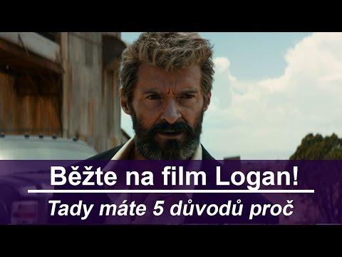 5 důvodů, proč rozhodně jít na film Logan (video bez spoilerů)