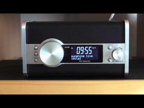 Albrecht DR 900 Digitalradio mit DAB+ | Unboxing x Test x Funktionen x Vorteile x Nachteile