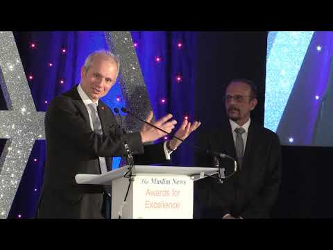 Speech by Rt Hon David Lidington at The Muslim News Awards for Excellence 2018