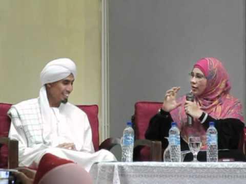 Ustaz Don Daniyal & Ustazah Asni – Part 1/4