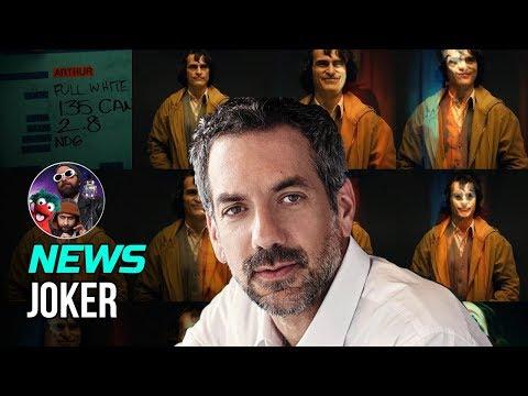 JOKER Director Responds to Leaked Video & Reveals First Look At Zazie Beetz