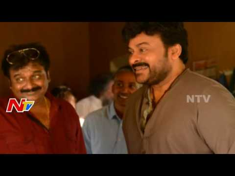 Chiranjeevi Gains Weight for 150th Movie