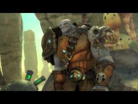 preview-WildStar \'Cinematic\' Trailer (GameZoneOnline)