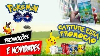 Novidades Pokémon GO & Meu Salário no Youtube! by Pokémon GO Gameplay