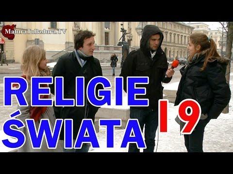 Matura To Bzdura - RELIGIE ŚWIATA odc. 19