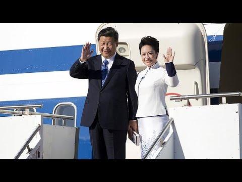 ΗΠΑ: Ξεκίνησε η επίσκεψη του Προέδρου της Κίνας