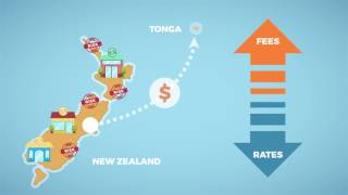 This short animation visualizes the mechanism that powers IFC & Tonga Development Bank's new, cashless remittance service.