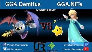 GGA.Demitus (Meta Knight) vs GGA.NiTe (Ryu)