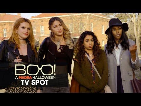 Boo! A Madea Halloween (TV Spot 'Wild')