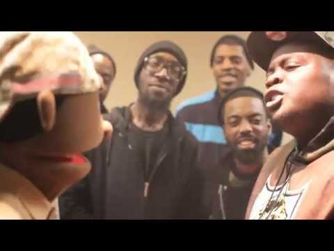 Peanut Live 215 VS Eness Rap Battle