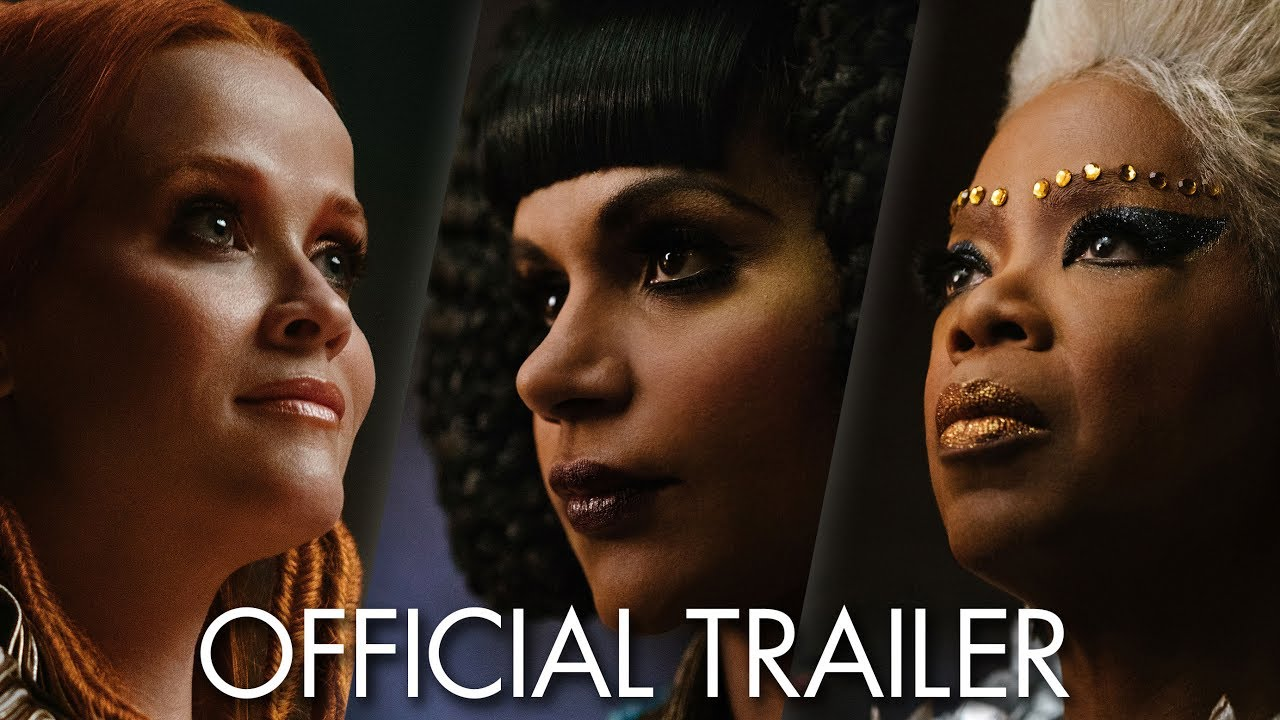 Travel Through Time & Space in Ava DuVernay Disney's Sci-Fi Fantasy 'A Wrinkle in Time' (Teaser Trailer) with All-Star Ensemble Cast