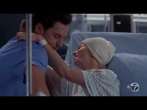 Grey's Anatomy 14x04  DeLuca Hurts Amelia infront of Tom  Scene Season 14 Episode 4