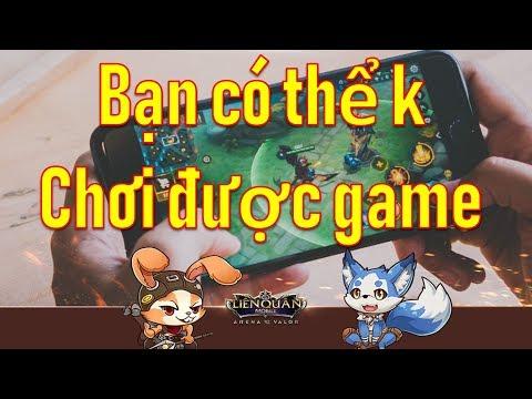 Những game thủ sau đây bị cấm chơi game Liên quân Mobile 10vs10 phiên bản mới - Thời lượng: 14:19.