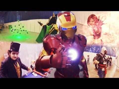 Игромир 2014: Герои и Злодеи