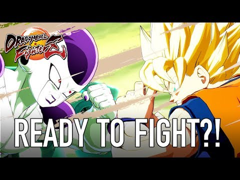 Dragon Ball FighterZ - Ready to fight
