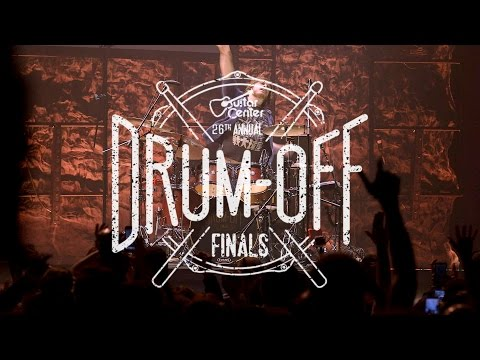 Forrest Rice – Guitar Center 2014 Drum-Off Finalist