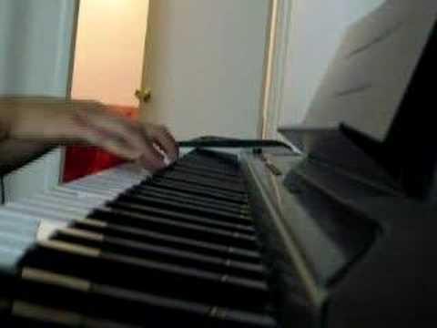 Escaflowne - Yakusoku wa Iranai (piano)