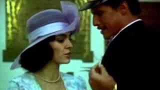 Claudia Ohana e Edson Celulari   Cena do filme Ópera do Malandro