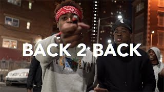 Jay Dee x Dee Savv - Back to Back