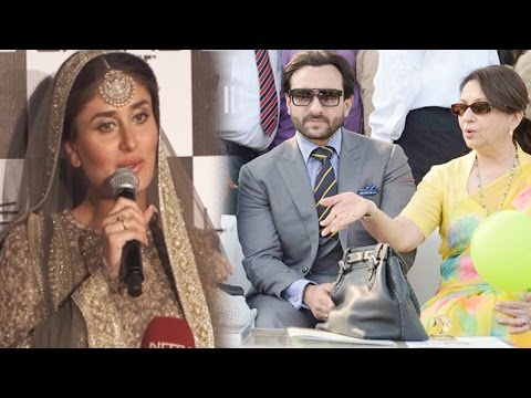 Kareena Kapoor Khan's Reaction On Kapoor Family Do